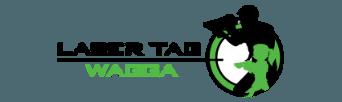 Laser Tag Wagga Logo